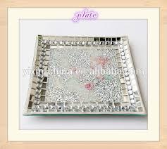 10 Inch Mirror Centerpiece by Wholesale Custom Glass Art Mosaic Online Buy Best Custom Glass