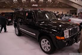 2010 jeep lineup 2010 jeep commander information and photos zombiedrive