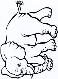 safari animal coloring pages