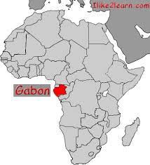 gabon in world map gabon gif