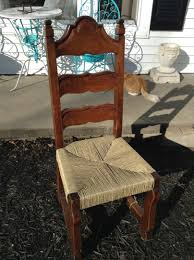 overland park cane and seat chair cane rush and upholstery
