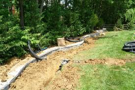 landscape drainage pipe landscape drains pictures ideas u2013 design