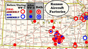 Map Topeka Ks The Kansas Aviation Centennial Kansas Airshows Air Fests Fly