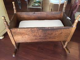 antique baby cribs for unique sleeping experience home decor and