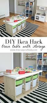 lego kitchen island an ikea hack activity table easy diy projects ikea hack