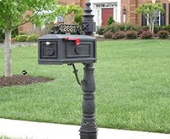 Pedestal Mailbox Architectural Mailboxes Antique Victorian Pedestal Mailbox Designs