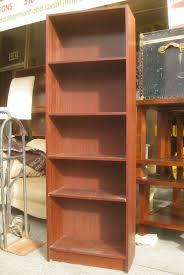uhuru furniture u0026 collectibles sold tall slender reddish brown