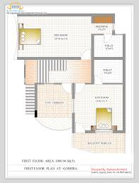 1 5 story house floor plans 3 story house plan and elevation 2670 sq ft kerala home