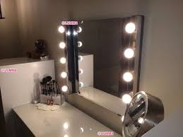 vanity mirror with lights ikea dressing table mirror with lights ikea youtube