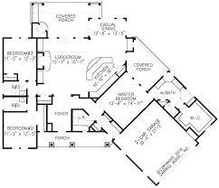 cool cabin plans cottage floor plan designs home decor medium size cool office