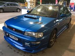 1998 Subaru Impreza Wrx Sti Type Ra V Limited Num 541 555 Fresh