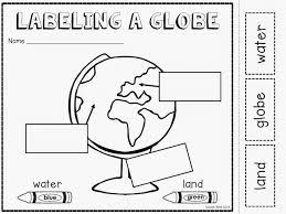 globe and maps worksheet kindergarten globe and maps worksheet social studies worksheets