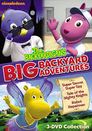 amazon com the backyardigans big backyard adventure
