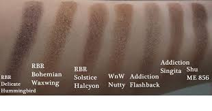 boho addict fb boho addict bunny lasting eyeshadow bohemian waxwing reviews