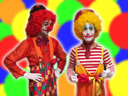hire a clown in london 07743 196691