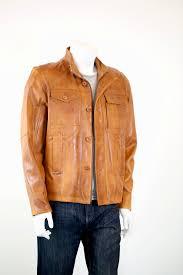 men s tan leather jacket radford leather fashions quality