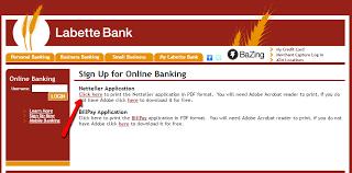 labette bank online banking login cc bank