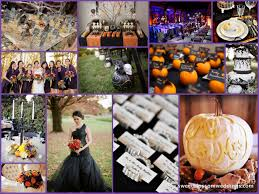 halloween wedding inspiration u2014 sweet blossom weddings