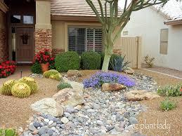 desert front yard landscaping ideas christmas ideas home