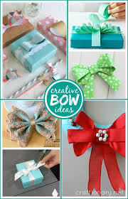 gift wrapping bows diy bow tutorials jpg