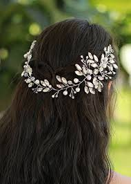 bridal hair accessories missgrace bridal and headband wedding