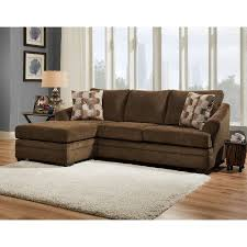Albany Sectional Sofa Simmons Upholstery Albany Sofa Chaise Walmart Com