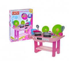 princesse cuisine 020067 mini cuisine princesse avec 20 accessoires fantastiques