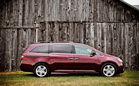 2011 honda odyssey touring elite four seasons wrap up