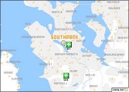 usa map south states south park united states usa map nona net