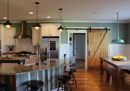 Farmhouse Style Pendant Lighting Vintage Lighting Schoolhouse Lights For Craftsman Style Home
