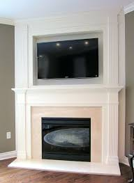 shabby chic fireplace ideas mantel decor tall white wooden