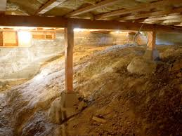 crawl space vapor barriers and encapsulation hgtv