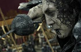 pirates of the caribbean dead men tell no tales is the second