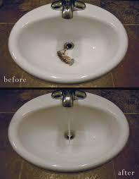 unclog bathroom sink drain great 4 ways to unclog a slow running bathroom sink drain wikihow