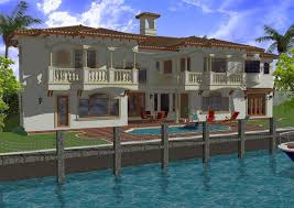 Mediterranean Design Style 27 Best House Plan Model Images On Pinterest Car Garage Floor