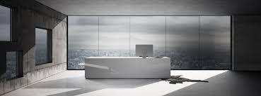 designer schreibtische möbel minimalismus moderne weiße hochglanz design möbel