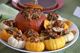 thanksgiving stuffed mini pumpkins my well seasoned