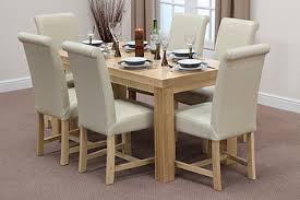 solid oak dining room sets amazing cream dining table set 13 innovative captivating kitchen and