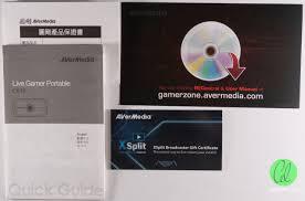 review teardown avermedia c875 live gamer portable hdmi capture