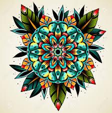 flowers design tattoo ethnic mehndi tattoo doodle henna paisley
