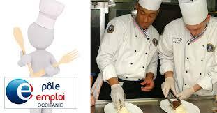 emploi chef cuisine actualités aude narbonne avec pole chef pôle emploi occitanie