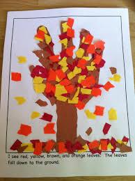 kindergarten kids at play my fall season activities u0026 fall craft book
