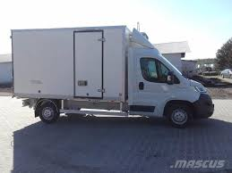 used fiat ducato kühlkoffer isotherme temperature controlled year