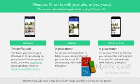 how to get android apps on windows phone how to sync apps via phone companion app with your smartphone in