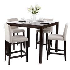 table de cuisine 4 chaises pas cher table et chaise de bar luxe ensemble haute jardin nouveau 4
