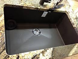 Silgranit Kitchen Sink Reviews lovely best granite composite kitchen sinks taste