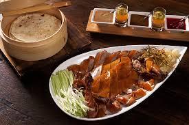 decoy s peking duck eats like thanksgiving chopsticks