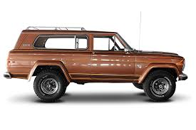 jeep cherokee chief grand wagoneer the complete collection of our grand wagoneer for