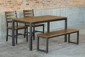 Modern Dining Sets Loft Indoor Modern Dining Set U2013 400 U2013 Elan Furniture
