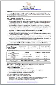 Mba Resume Examples by Over 10000 Cv And Resume Samples With Free Download Mba Over